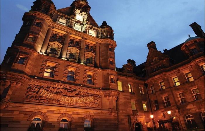 Scotsman Hotel death pair's 'cyanide suicide pact ...