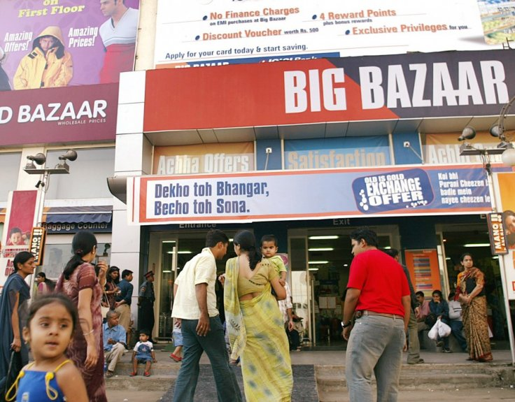 retailing and big bazaar Big bazaar for the great indian middle class kishore biyani led the company's foray into organized retail with the opening up of the big bazaar in the year 2001 it is a unit of pantaloon retail (india) ltd and caters to the great indian middle class.