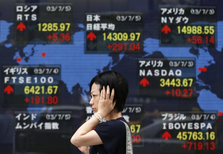 Asian markets trade higher on 2 August