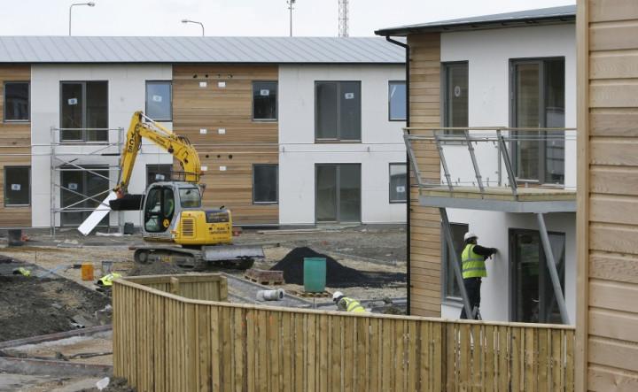 The BOKLOK housing development