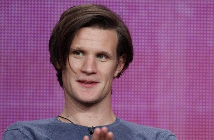 Who will replace Matt Smith in the Tardis?