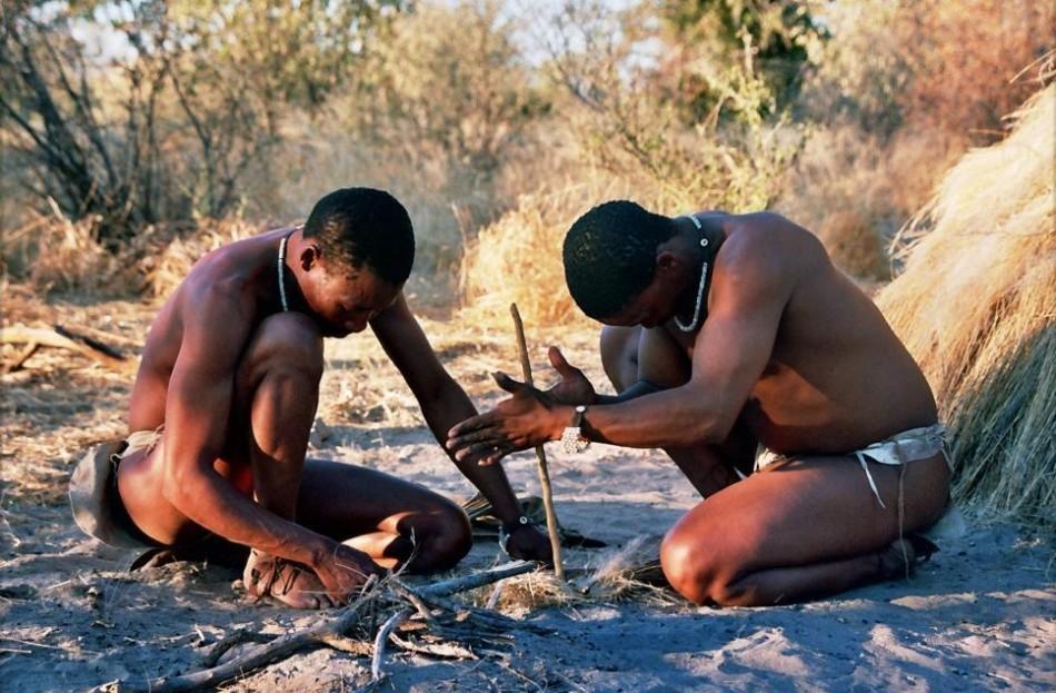 San Bushmen