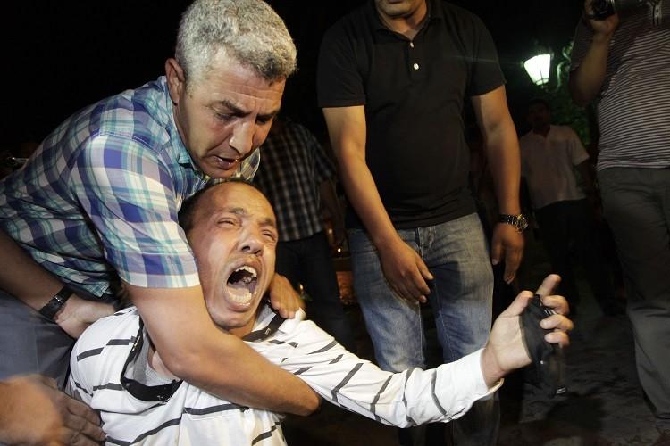 Morocco Paedophile Protests