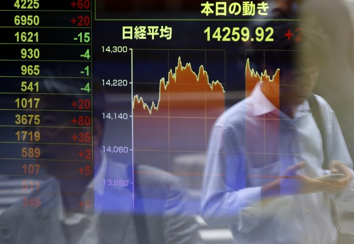 Nikkei outruns other Asian indices