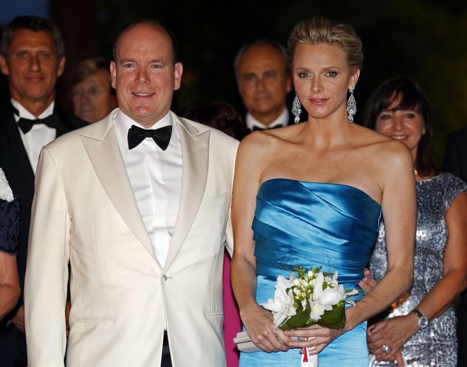 Princess Charlene Attends Red Cross Gala in Monte Carlo