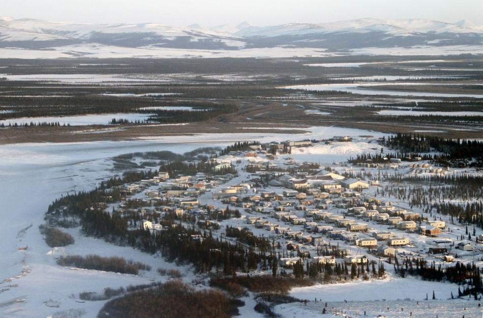 Ancient Alaskan Village Found In Arctic Circle
