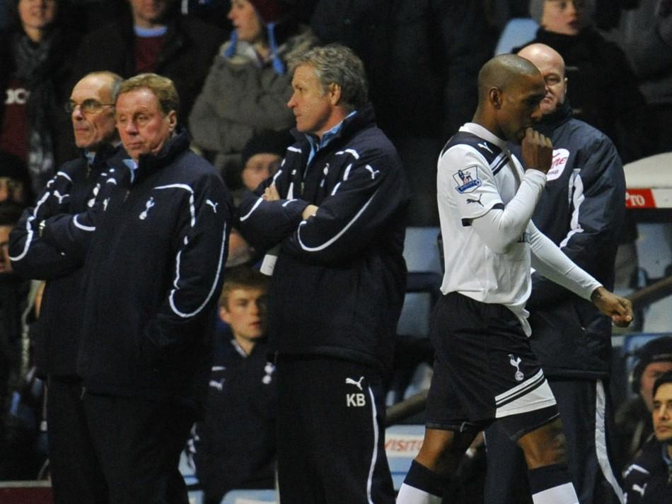 Redknapp might reunite with Defoe again