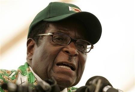 Mugabe re-elected