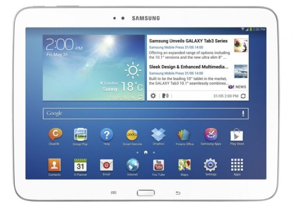 Galaxy Tab 3 10 1 P5200 Receives Official Android 4 2 2