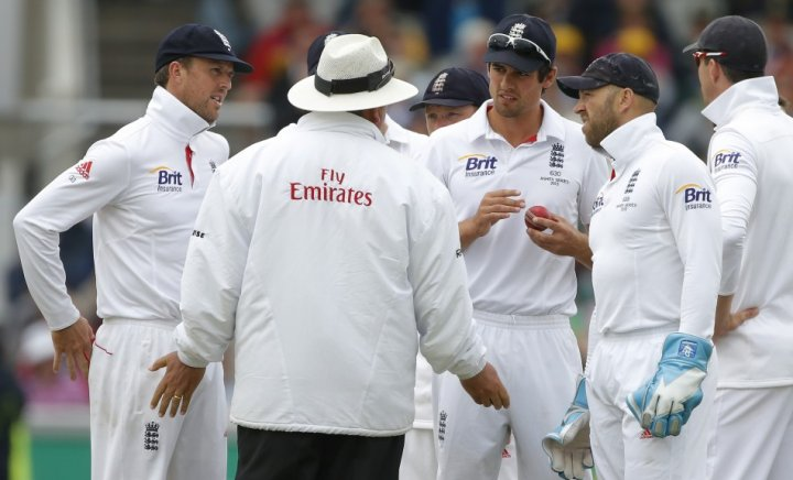 Umpiring has been below par in this edition of the Ashes