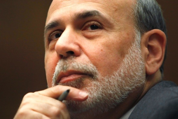 Federal Reserve chairman Ben Bernanke (Photo: Reuters)