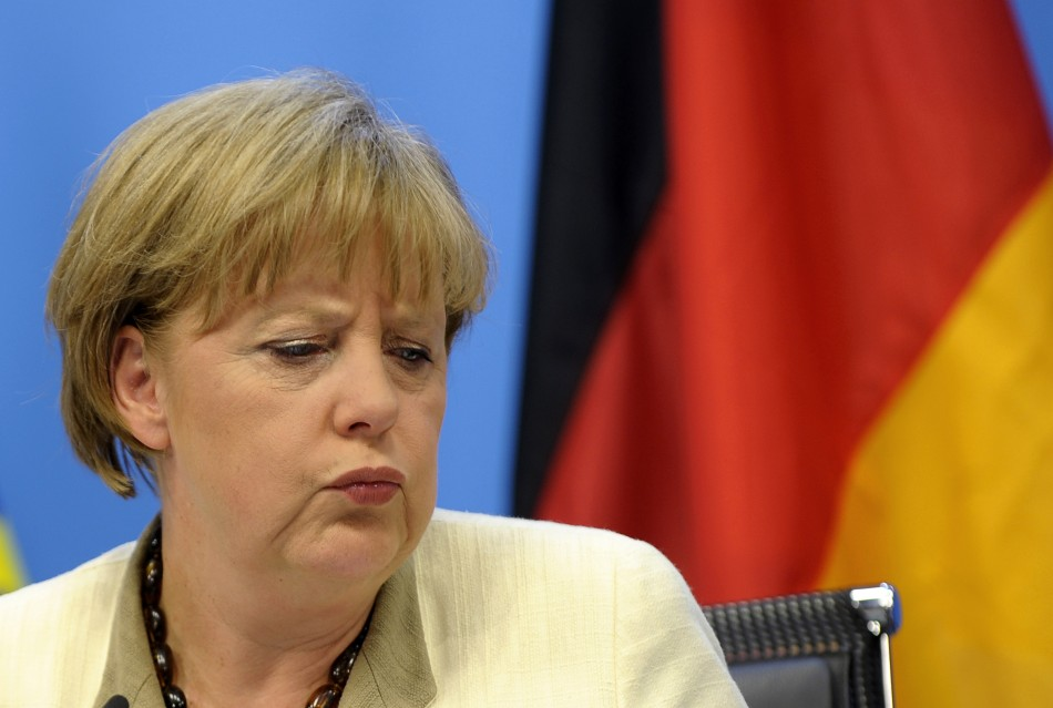 German Chancellor Angela Merkel (Photo: Reuters)