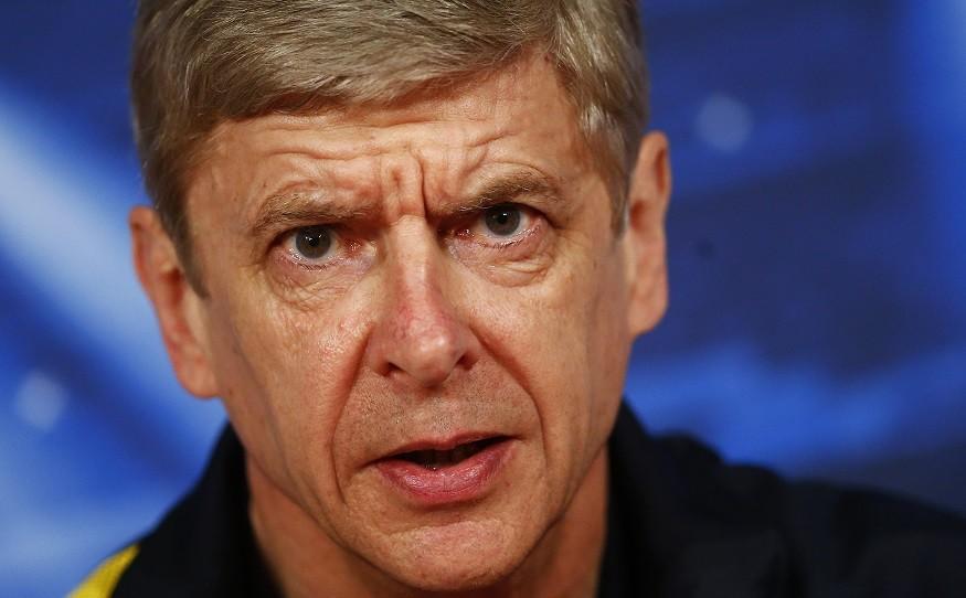 Arsene Wenger. (Reuters)