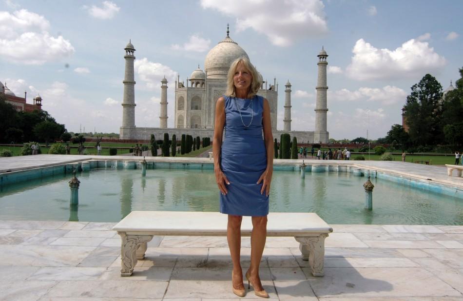 3. Jill Biden