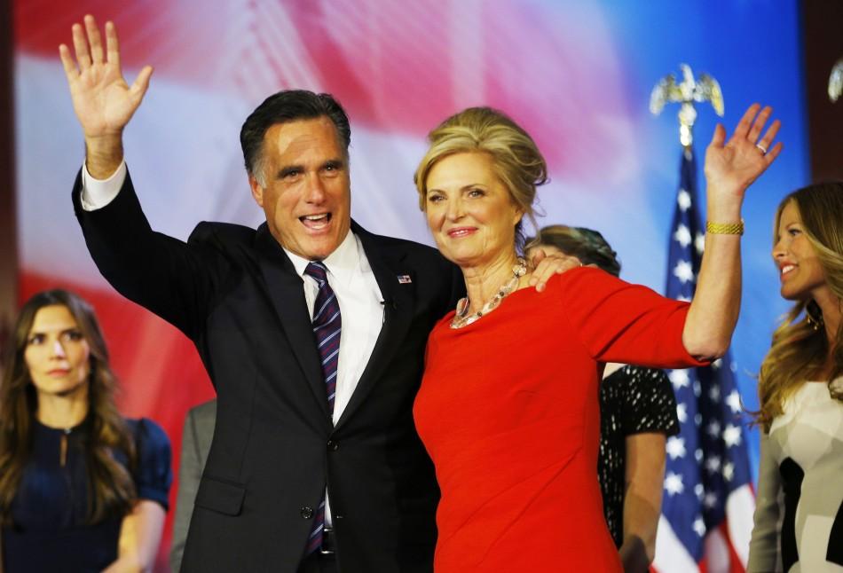 6. Ann Romney