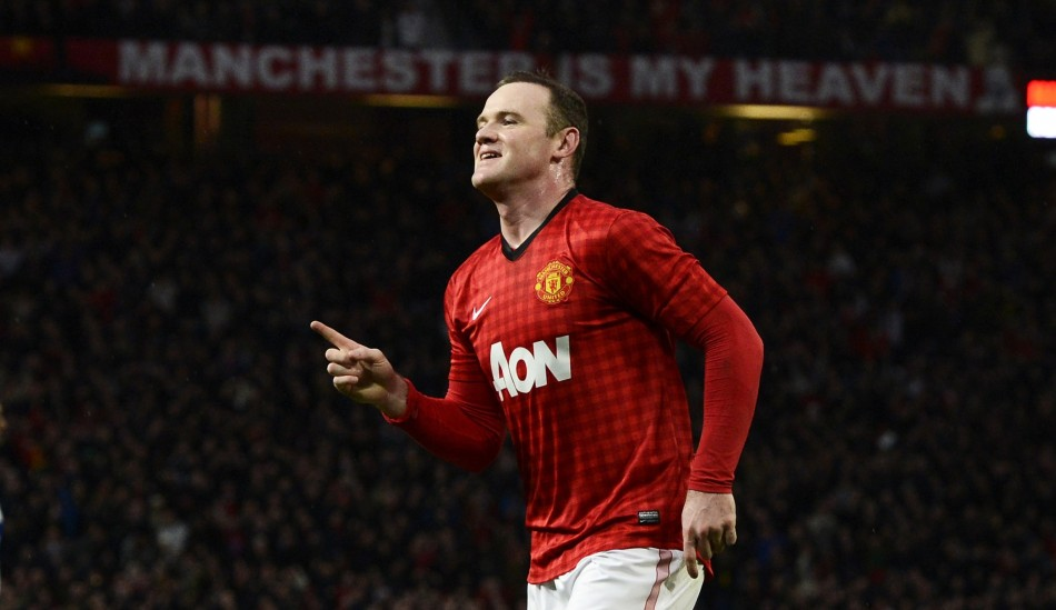 Wayne Rooney will miss the friendly against AIK. (Photo: Reuters)