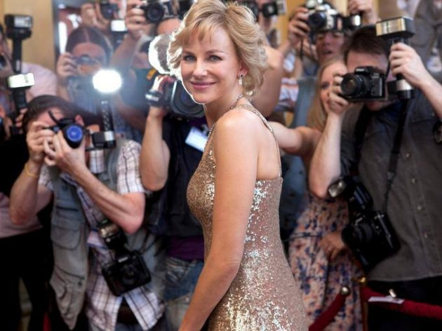 Naomi Watts On Princess Diana: It's Very Difficult to Play Someone Who Had Such a Deep Impact/Facebook/Naveen Andrews