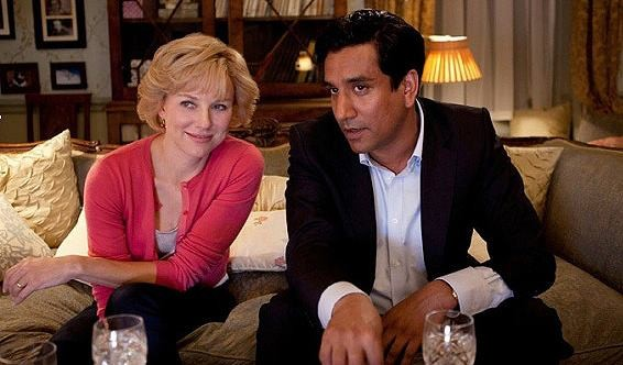 The film, which stars Australian actress Naomi Watts as Diana and British Asian actor Naveen Andrews as Khan, will have a grand Leicester Square premiere on 5 September/Facebook/Naveen Andrews