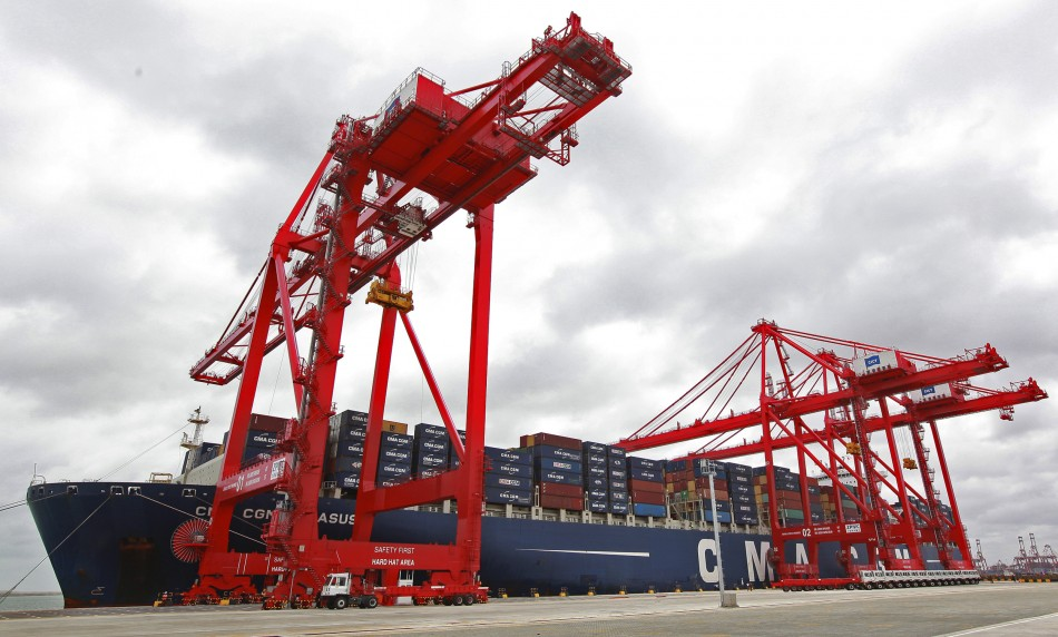 China builds $500m container terminal in Sri Lanka