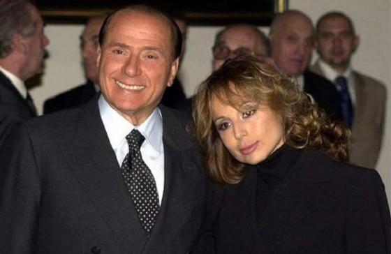 Silvio Berlusconi Marina
