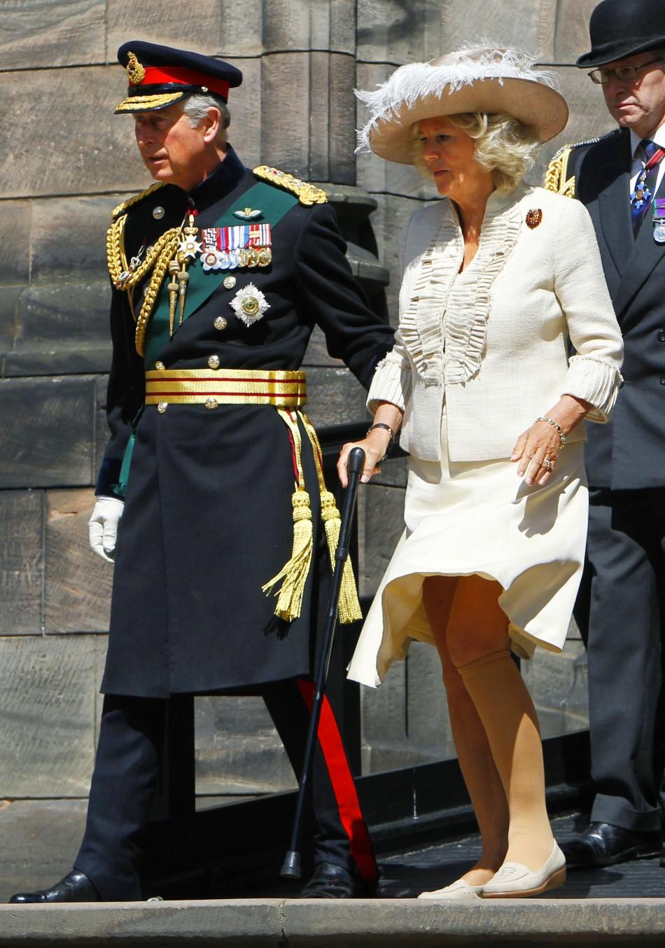 Camilla, Duchess of Cane