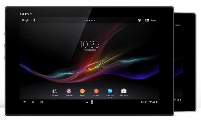 Xperia Tablet Z