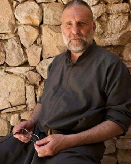 Priest Paolo Dall'Oglio Syria