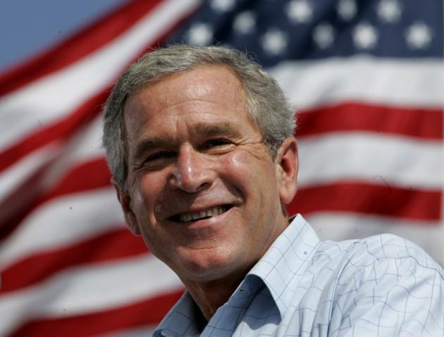 George W. Bush heart surgery