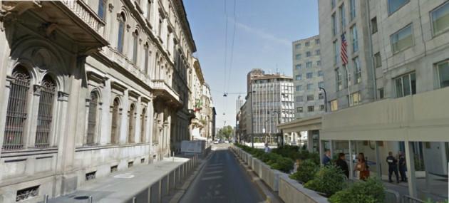 US consulate Milan evacuated