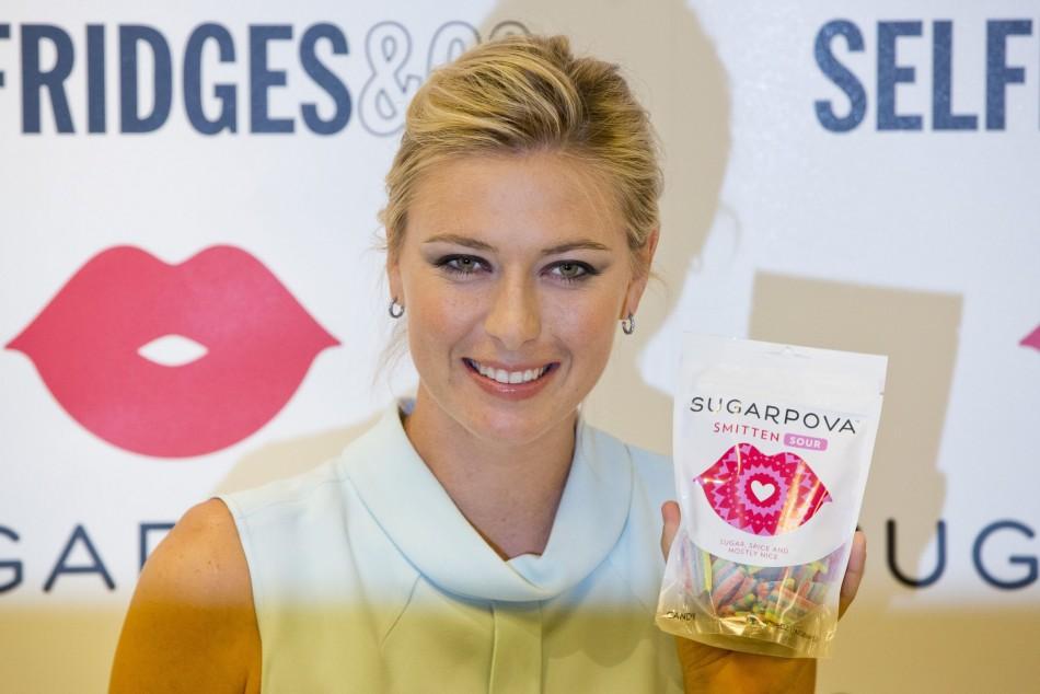 1. Maria Sharapova, Tennis