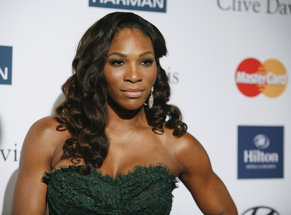 2. Serena Williams, Tennis