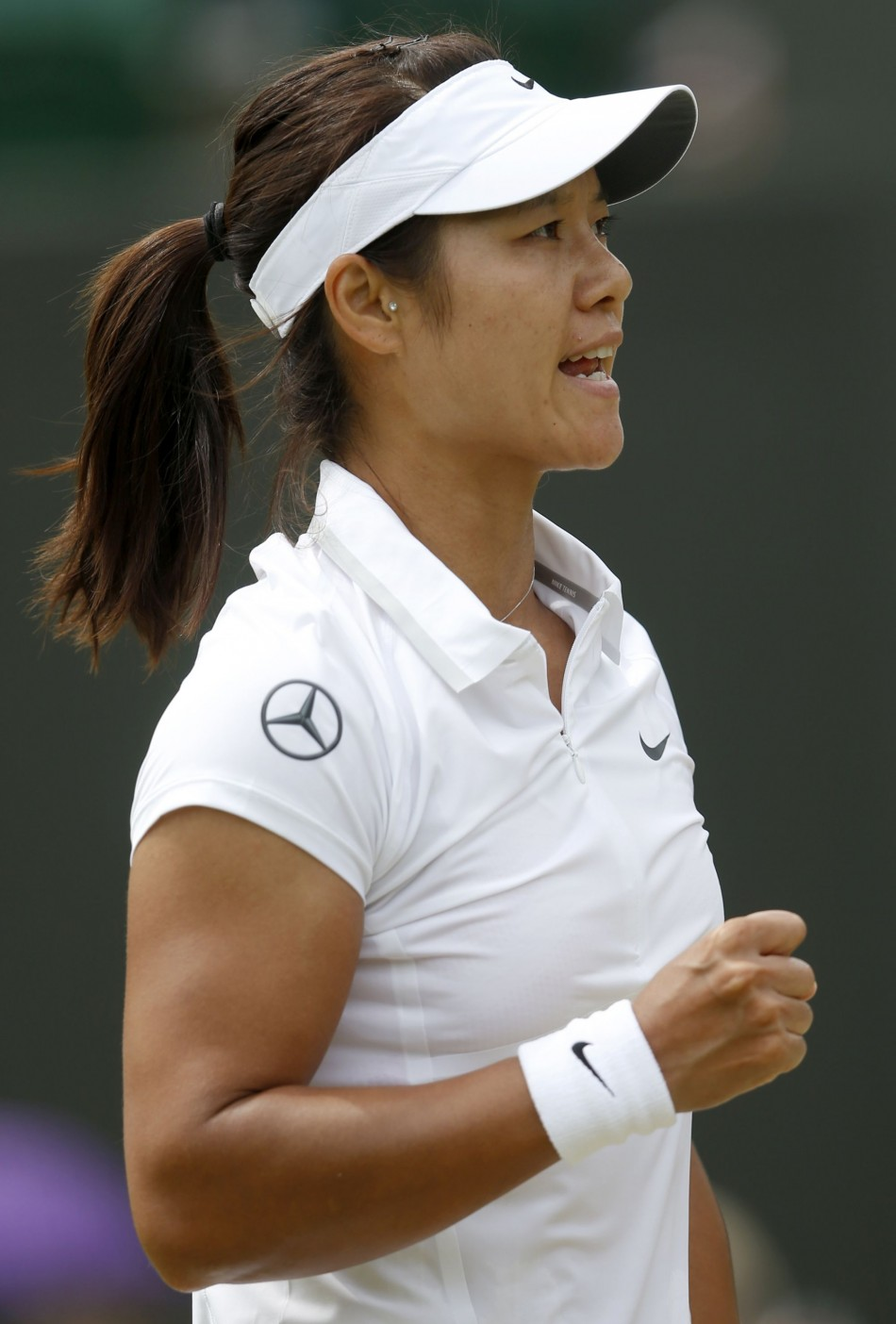 3. Li Na, Tennis