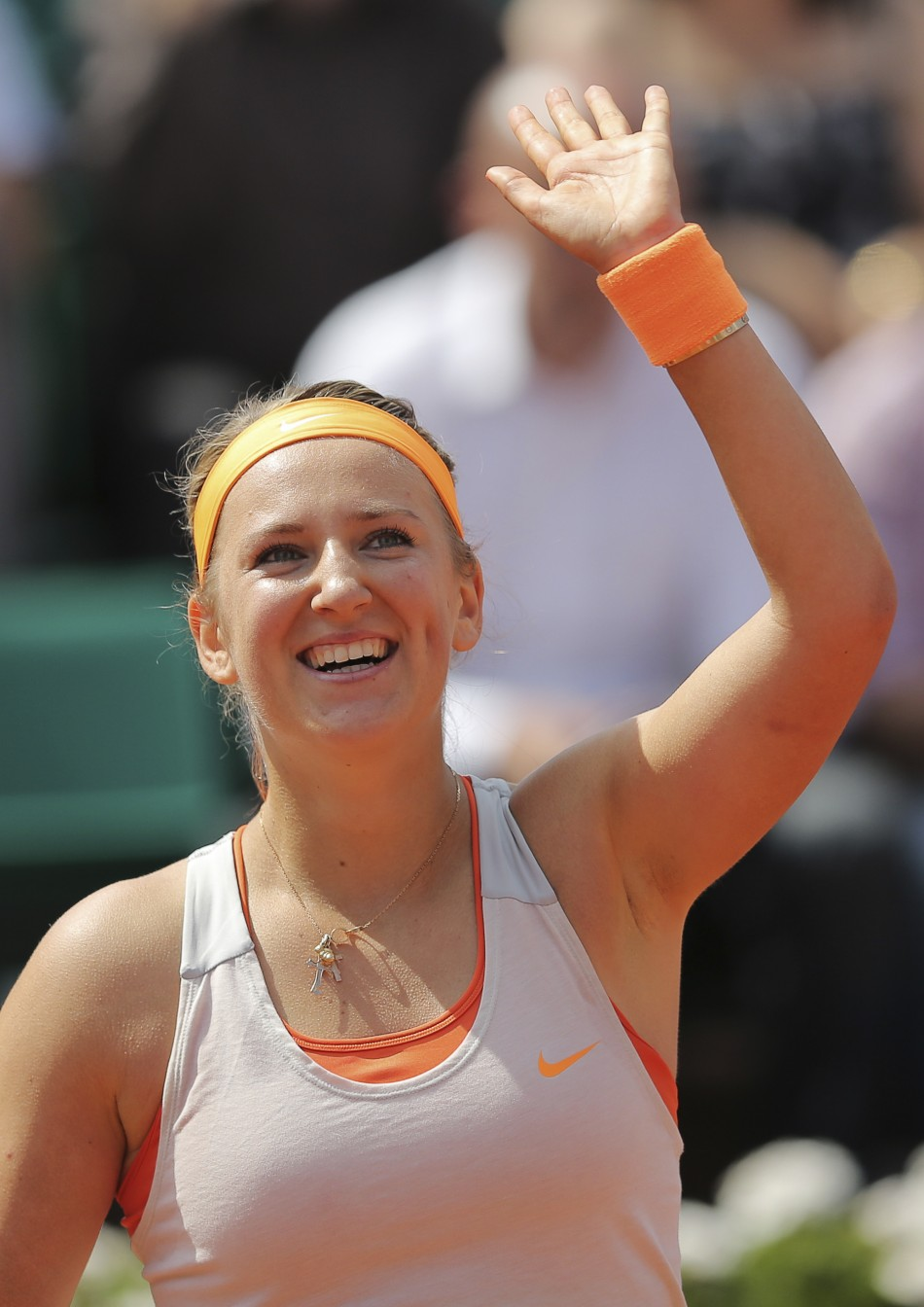 4. Victoria Azarenka, Tennis