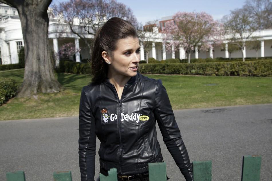 5. Danica Patrick, Nascar