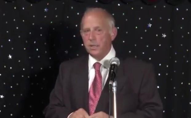 Ukip MEP Godfrey Bloom making controversial remarks