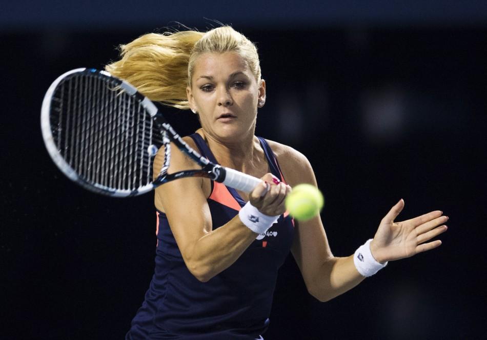 8. Agnieszka Radwanska, Tennis