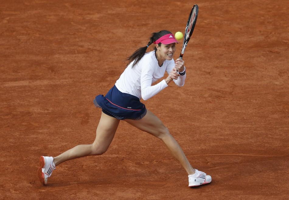 9. Ana Ivanovic, Tennis