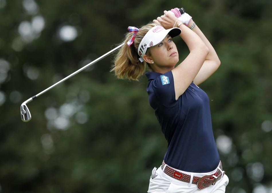 10. Paula Creamer, Golf