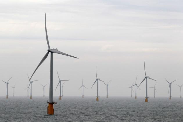 UK offshore wind farm