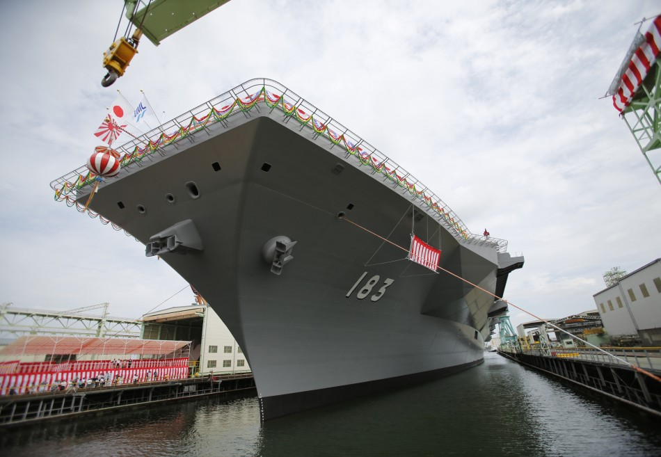 North Korean pours scorn over Japan's new warship