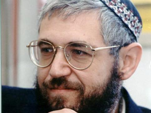 Rabbi Moti Elon