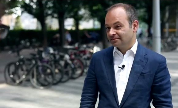 Marco Veremis, CEO of Veremis talks to IBTimes UK about the mobile marketing and telecoms boom in emerging markets, especially in Nigeria (Photo: IBTimes UK)