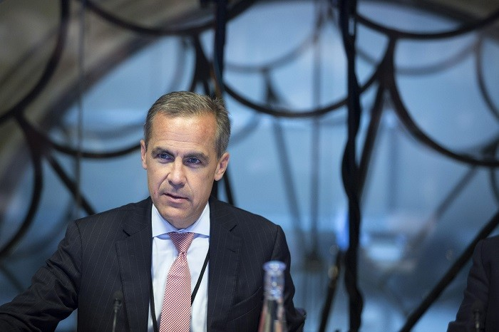 Mark Carney forward guidance interest rates