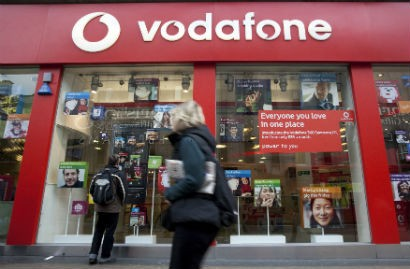 Vodafone Launch 4G Network on 29 August London