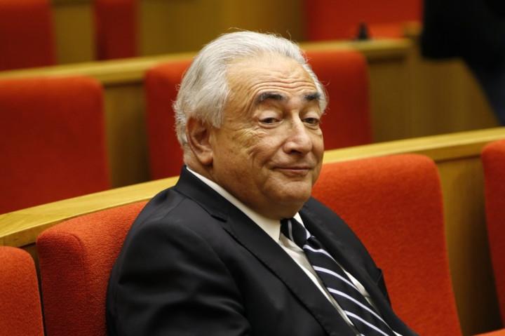 Dominique Strauss-Kahn sex party