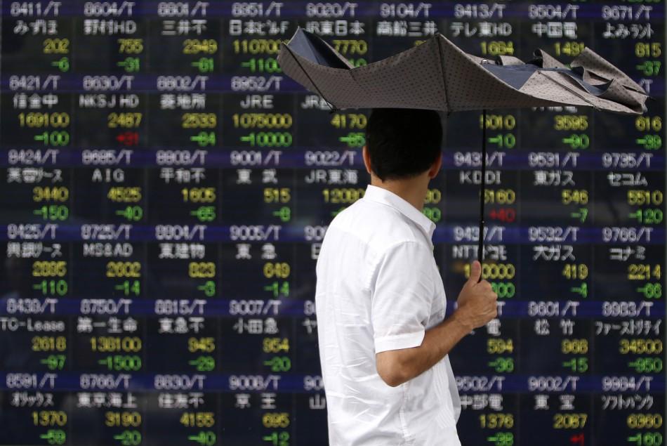 Asian markets bouce back on 8 August