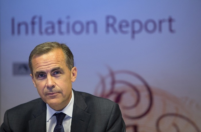 Mark Carney forward guidance interest rates