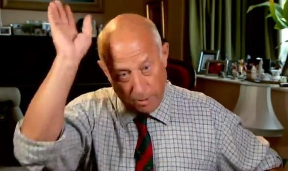 UKIP MEP Godfrey Bloom faces flak for 'bongo bongo' comment