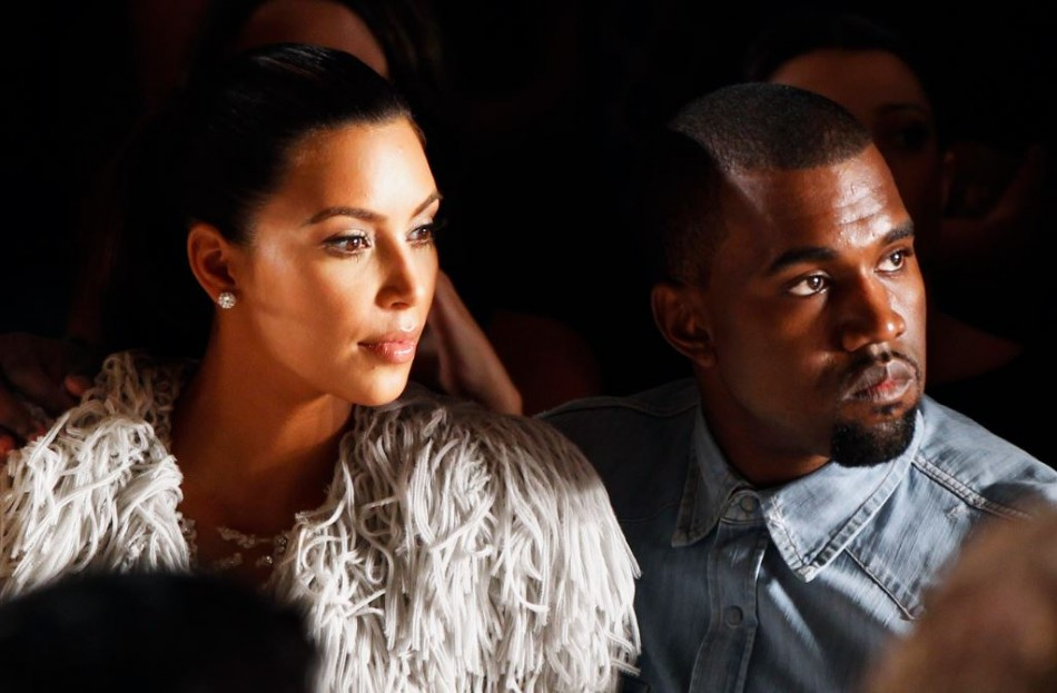 Kim Kardashian Under House Arrest By Kanye West Following Daughter's Birth/Reuters