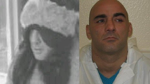 Vasile Bogdan wore a wig and woman's clothing as part of the disguise (Met Police)